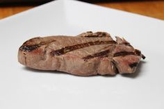 Food for Hunters: Grilled Venison with Buttery Bacon Cream Sauce