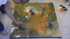 Making of Expression 0131, © Tekahem, 2015. More information: www.tekahem.com/... #Expression, #Tekahem, #Makingof, #Painting, #Peinture, #liveperfomance, #livepainting