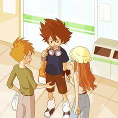 Fanart, Digimon Adventure Tri, All Art, Dragon Ball, Anime Art, Monsters, Fun, Draw, Fictional Characters