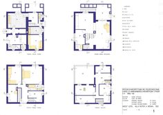 Rufer House Detailed Plans