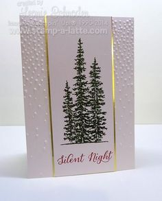 Monday already? those weekends sure do fly by – especially when you are having fun! Today's card is a card that is a case of one done recently by the lovely Lee Conrey and uses Christmas Cards 2017, Homemade Christmas Cards, Stampin Up Christmas, Xmas Cards, Handmade Christmas, Homemade Cards, Holiday Cards, Stampinup Christmas Cards, Winter Christmas