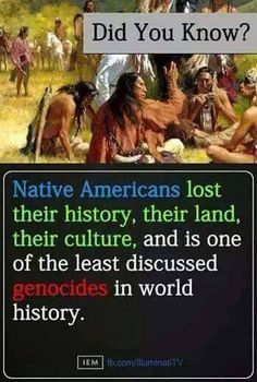 . #NativeAmerican