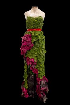 From the Kitchen Stove to the Runway—Edible Fashion – BoredBug – cure your boredom