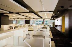 Oficinas Corporativas CIT Group Ciudad de México,Cortesía de Jones Lang Lasalle y Herman Miller