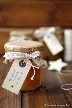 Experimente aus meiner Küche: Apfelpunsch-Marmelade