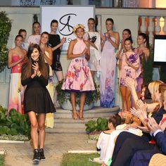 Zrenjaninka @alekssusak koja živi na relaciji Zrenjanin - Kanada svojim modnim kreacijama oduševila Beogradjane na modnoj reviji - ceo tekst na pročitajte na našem portalu #ilovezr