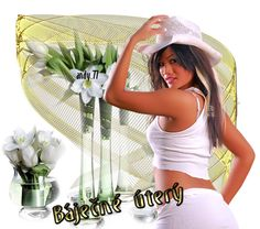 Úterý obrázky, citáty a animace pro Facebook - ObrazkyAnimace.cz Hats, Facebook, Night, Fashion, Bebe, Moda, Hat, Fashion Styles, Fasion