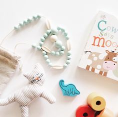 Teething Necklaces by Sooth N Style