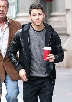 Nick Jonas, Nov. 13