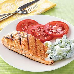 Healthy Grilled Recipes Under 300 Calories | MyRecipes.com