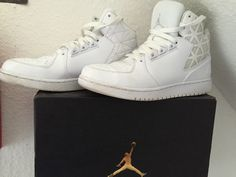Nike Jordan White