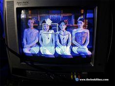 "Combo rodaje videoclip ""The show"" para The Ladies"