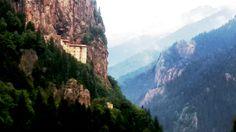 Sümela monastery,Maçka,Trabzon
