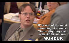 Dwight Shrute, The Office