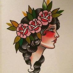 Resultado de imagen para traditional tattoos gallery