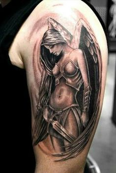 Female angel