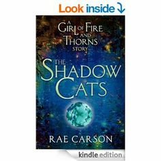 """Read """"The Shadow Cats"""" by Rae Carson available from Rakuten Kobo. A sweeping, original digital prequel to Rae Carson's bestselling The Girl of Fire and Thorns—a debut novel Tamora Pierce. Ya Books, Books To Read, The Rose Society, The Winners Curse, Digital Story, Book Nooks, Fantasy Books, Book Recommendations, Book 1"""