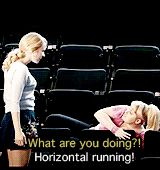 Fat Amy from pitch perfect...I seriously can't wait to see this movie again!! It was hilarious!