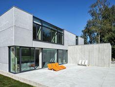 ARCERO ARCHITECTEN architectuur en interieur / architect Jan Cloetens / beton / concrete / architecture / interior
