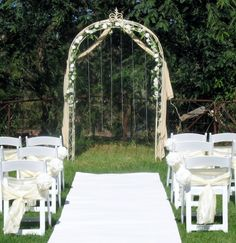 Royal blue 6m carpet aisle runner 50 hire adelaide wedding wedding arch white vintage crystal drops white aisle runner adelaide wedding suppliers junglespirit Gallery