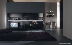 Dark grey + blacks + natural light = goals