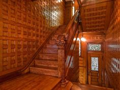 1000 Images About Victorian Staircases On Pinterest