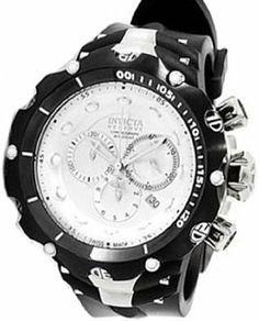 Invicta 1520 Venom II Reserve White Dial Men's Watch Invicta. $351.90. Save 86%!