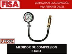 MEDIDOR DE COMPRESIÓN 2340D. Verificador de comprensión para pistones diesel- FERRETERIA INDUSTRIAL -FISA S.A.S Carrera 25 # 17 - 64 Teléfono: 201 05 55 www.fisa.com.co/ Twitter:@FISA_Colombia Facebook: Ferreteria Industrial FISA Colombia
