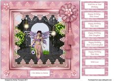 Dawn Fairy 3 Cu4cu Png Graphics by Shirley Thompson