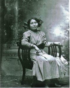 Margeart Totite - Comanche - 1915