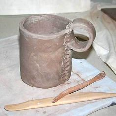 slab building pottery