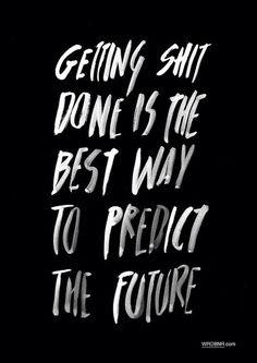 & success