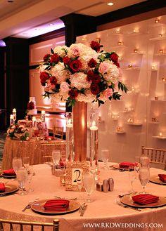 Ballroom Wedding at Hammock Beach Resort #wedding #resortwedding #ballroomwedding