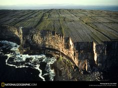 Inishmore, Co. Galway.  Been there before--probably the strangest, most remote place I've ever been--want to go back.