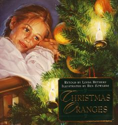 gennady spirin illustrations   Christmas Oranges retold by Linda Bethers illustrated by Ben Sowards ...