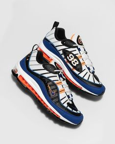 """044c86e322 size? on Instagram: """"The @nikesportswear Air Max 98. Now available online  and in selected size? stores - #sizeHQ"""""""
