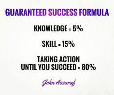 #successformula #success #greatness #greatnessiswithinyou #dowork #workinprogress #NeverGiveUp #relentless #tenacity