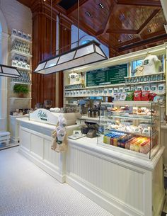 The Most Fashionable Coffee Shop In New York City