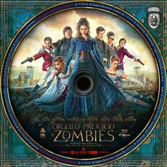 Orgullo + Prejuicio + Zombies   por Anyma 2000
