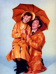 "For those who you who THINK you know ""Singin' in the Rain"" because you CLAIM to have heard the title ditty on ""Glee"" and PROFESS a great love of the song DESPITE having never seen the original movie, all I can say is: Puh-leez. Watch the thing. It's pure fizzy filmic joy."