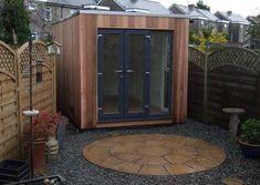 Contemporary gallery on Sanctum Garden Studios Modern Patio Doors, Garden Studio, Contemporary, Gallery, Outdoor Decor, Studios, Gardens, Furniture, Home Decor