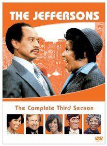 The Jeffersons season 3 DVD