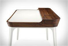 Aria Desk :: Kaiju Studios for Herman Miller