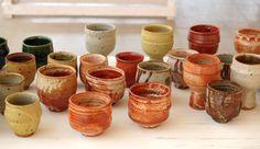 Warren MacKenzie (American, b.1924) Warren Mackenzie, Wheel Throwing, Chawan, Contemporary Ceramics, Moscow Mule Mugs, Candle Holders, Pots, Tableware, Pottery Ideas