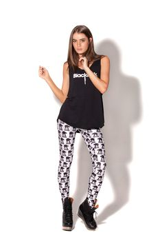 At At Leggings by Black Milk Clothing