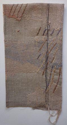 textile art by Sheila Mortlock