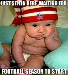 Waiting for football season