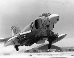 FIRST MISSION – Marine First Lieutenant Berry C. Bunch, 23, (Chester, Calif.), takes off on his first combat mission in Vietnam. The F-4B Phantom pilot flies with Marine Fighter Attack Squadron 115, which returned to Vietnam during May. Photographed 24 May 1967.