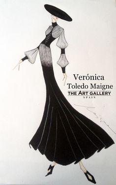 Veronica, Disney Characters, Fictional Characters, Art Gallery, Disney Princess, Artists, Art, Art Museum, Fantasy Characters