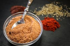 Not only does this Mediterranean spice blend work in salads like our Chickpea Salad with Citrus Vinaigrette, it is also an amazing dry rub for meat and. Mediterranean Spices, Mediterranean Diet Recipes, Spice Blends, Spice Mixes, Grilling Recipes, Cooking Recipes, Meal Recipes, Meat Seasoning, Point Of Sale